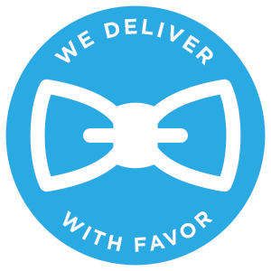 Favor delivers Kent Black's Barbecue Delivery in San Marcos,TX